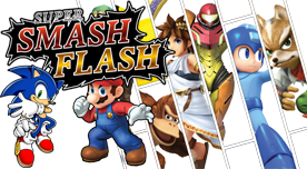 Jogos do super smash flash 2 v1.0